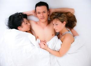 Sex ve třech