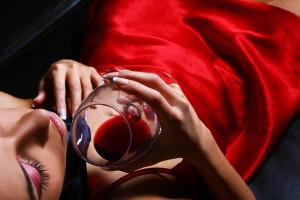 Sex s opilou holkou