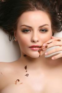 Slečna s čokoládou