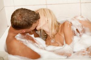 Sex ve vaně