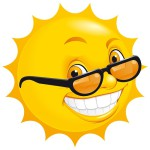 Hra slunce