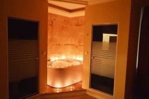 Zlatá místnost Relax Angel